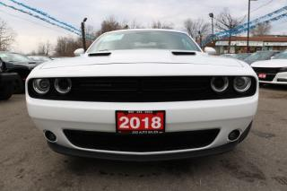 Used 2018 Dodge Challenger SXT Plus for sale in Brampton, ON