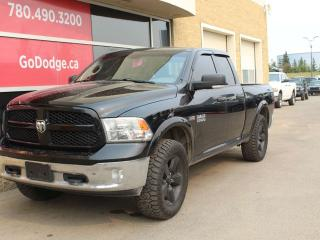 Used 2015 RAM 1500 SLT 4X4 QUAD CAB for sale in Edmonton, AB