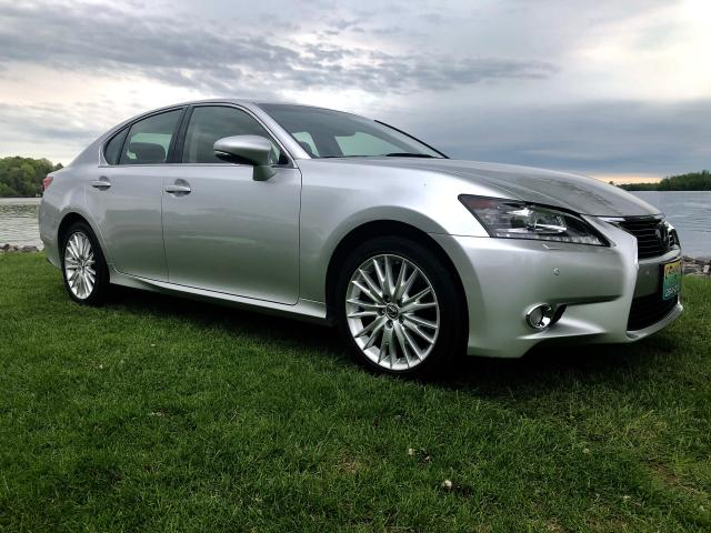 2013 Lexus GS 350 AWD luxury with only 81500 km