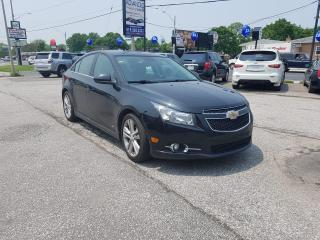 Used 2014 Chevrolet Cruze 2LT for sale in Windsor, ON