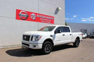 New 2019 Nissan Titan XD PRO-4X/CREW CAB/4X4 for sale in Edmonton, AB