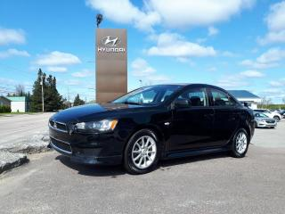 Used 2013 Mitsubishi Lancer Berline 4 portes CVT SE traction intégra for sale in St-Félicien, QC