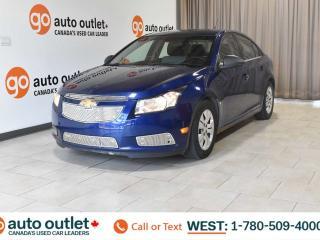 Used 2012 Chevrolet Cruze FWD, CRUISE CONTROL, POWER WINDOWS, AM/FM RADIO, A/C for sale in Edmonton, AB