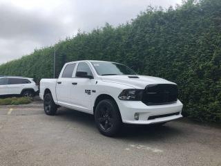 New 2019 RAM 1500 Classic Express 4x4 Crew Cab 140.0 in. WB for sale in Surrey, BC