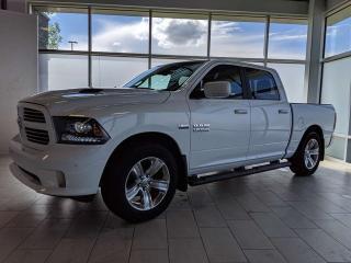Used 2017 RAM 1500 SPRT for sale in Edmonton, AB
