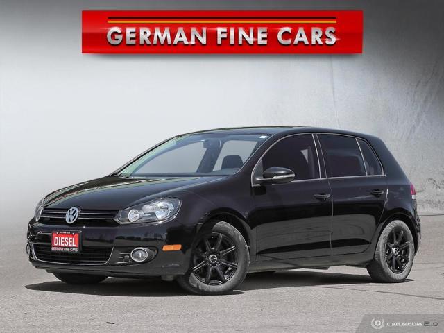 2013 Volkswagen Golf ** HIGHLINE, TDI,DIESEL, NAVIGATION **