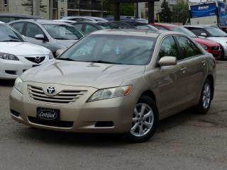 Used 2007 Toyota Camry LE, LOW KMS, SUNROOF, ALLOY WHEELS,PWR SEAT,LOADED for sale in Mississauga, ON