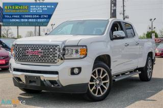 Used 2018 GMC Canyon Denali for sale in Guelph, ON