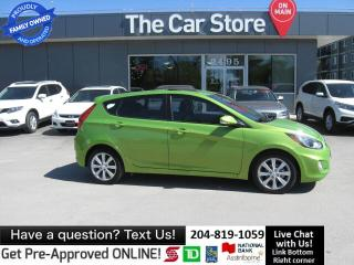 Used 2014 Hyundai Accent GLS - HEATED SEAT sunroof BLUETOOTH -LOCAL WPG CAR for sale in Winnipeg, MB