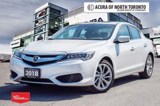 Used 2018 Acura ILX Premium 8dct No Accident| Remote Start| Bluetooth for sale in Thornhill, ON