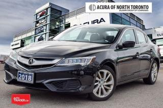 Used 2018 Acura ILX Premium 8dct No Accident| Remote Start for sale in Thornhill, ON
