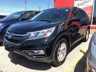 Used 2016 Honda CR-V SE, awesome kilometers for sale in Toronto, ON