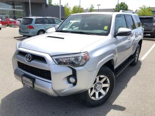 Used 2015 Toyota 4Runner SR5 V6 for sale in North Vancouver, BC