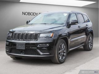 Used 2019 Jeep Grand Cherokee OVERLAND 4X4 for sale in Mississauga, ON