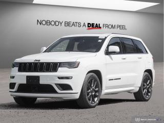 New 2019 Jeep Grand Cherokee OVERLAND 4X4 for sale in Mississauga, ON