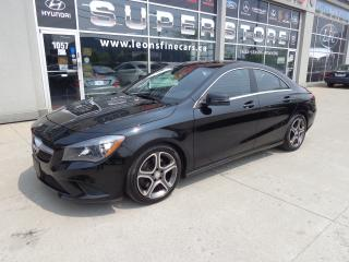 Used 2016 Mercedes-Benz CLA-Class 250 4MATIC. NAVIGATION.R/CAMERA for sale in Etobicoke, ON
