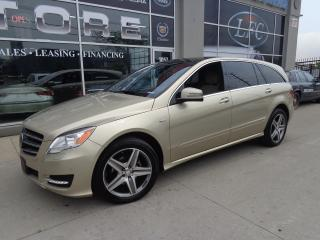 Used 2012 Mercedes-Benz R-Class R 350 BlueTec.4MATIC. NAVIGATION/PANO. AMG. for sale in Etobicoke, ON