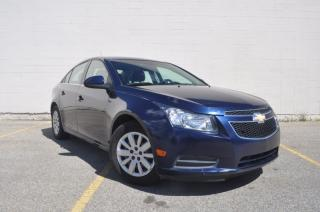 Used 2011 Chevrolet Cruze 4dr Sdn LT Turbo w/1SA for sale in Edmonton, AB