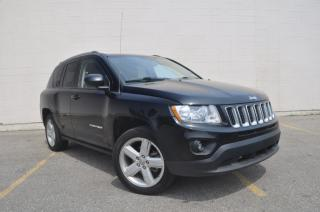 Used 2012 Jeep Compass 4WD 4dr Limited for sale in Edmonton, AB