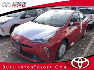 New 2019 Toyota Prius TECHNOLOGY for sale in Burlington, ON