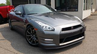 Used 2015 Nissan GT-R Premium for sale in Kitchener, ON