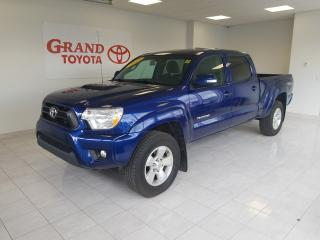 Used 2015 Toyota Tacoma Double Cab TRD Sport V6 4X4 for sale in Grand Falls-Windsor, NL