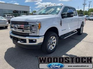 New 2019 Ford F-250 Super Duty Lariat for sale in Woodstock, ON
