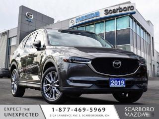 Used 2019 Mazda CX-5 0.99%FINANCE CPO NEW BRAKES AWD NAV SUNROOF for sale in Scarborough, ON