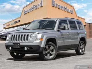 Used 2015 Jeep Patriot High Altitude  -  - Air - Tilt - $152.02 B/W for sale in Brantford, ON