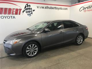 Used 2015 Toyota Camry Hybride Xle Hybride , Cuir for sale in St-Hubert, QC