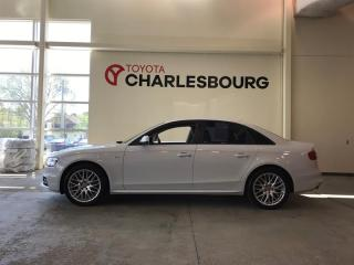 Used 2015 Audi A4 KOMFORT LINE PLUS for sale in Québec, QC