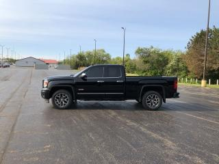 Used 2014 GMC Sierra 1500 SLE Double Cab 4X4 for sale in Cayuga, ON