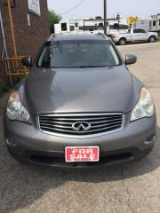 Used 2008 Infiniti EX35 for sale in Kitchener, ON