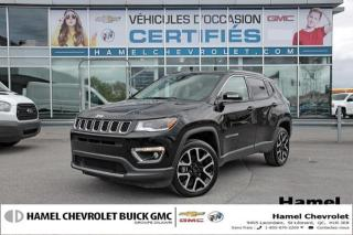 Used 2018 Jeep Compass LTD for sale in St-Léonard, QC