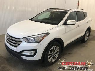 Used 2015 Hyundai Santa Fe Se 2.0t Awd Cuir for sale in Trois-Rivières, QC