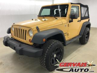 Used 2013 Jeep Wrangler Sport Mags 18 Pouces for sale in Trois-Rivières, QC