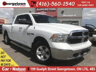 Used 2015 RAM 1500 SLT ECO DIESEL | 4x4 | TOW PKG | TONNEAU COVER for sale in Georgetown, ON