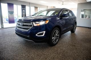Used 2015 Ford Edge Titanium for sale in Okotoks, AB