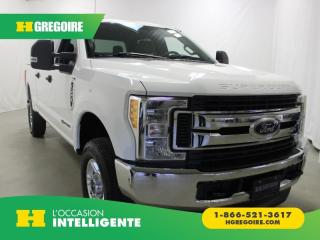 Used 2017 Ford F-250 XLT CREW 4X4 DIESEL for sale in St-Léonard, QC