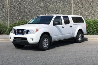 Used 2016 Nissan Frontier Crew Cab SV 4X4 at Finance from 0.99% for sale in Vancouver, BC