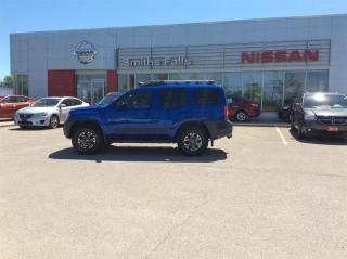 Used 2015 Nissan Xterra PRO-4X AWD at for sale in Smiths Falls, ON