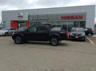 Used 2019 Nissan Frontier Crew Cab PRO-4X 4x4 at for sale in Smiths Falls, ON