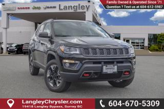 Used 2018 Jeep Compass Trailhawk *BEATS AUDIO* *NAV* *POWER LIFTGATE* for sale in Surrey, BC