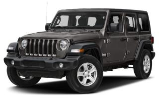 New 2019 Jeep Wrangler UNLIMITED SPORT for sale in Surrey, BC