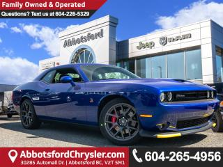 New 2019 Dodge Challenger Scat Pack 392 - Sunroof for sale in Abbotsford, BC