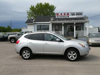 Used 2008 Nissan Rogue SL AWD for sale in Barrie, ON