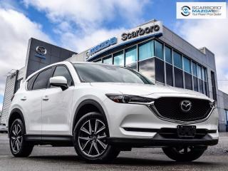 Used 2018 Mazda CX-5 GT|TECH|0% FINANCE|NO ACCIDENTS for sale in Scarborough, ON
