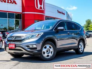 Used 2016 Honda CR-V SE for sale in Milton, ON