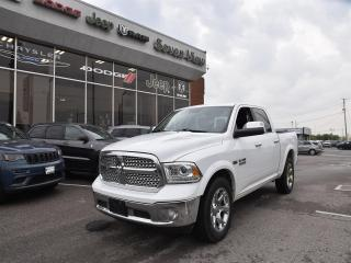 Used 2015 RAM 1500 Laramie NAVI/LEATHER/SUNROOF/TRAILER PACKAGE for sale in Concord, ON
