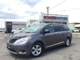 Used 2014 Toyota Sienna LE - 8 PASS - PWR DOORS - REVERSE CAM for sale in Oakville, ON